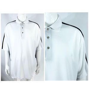 Grand Slam Golf Big &Tall Polo Shirt Size 2XLT